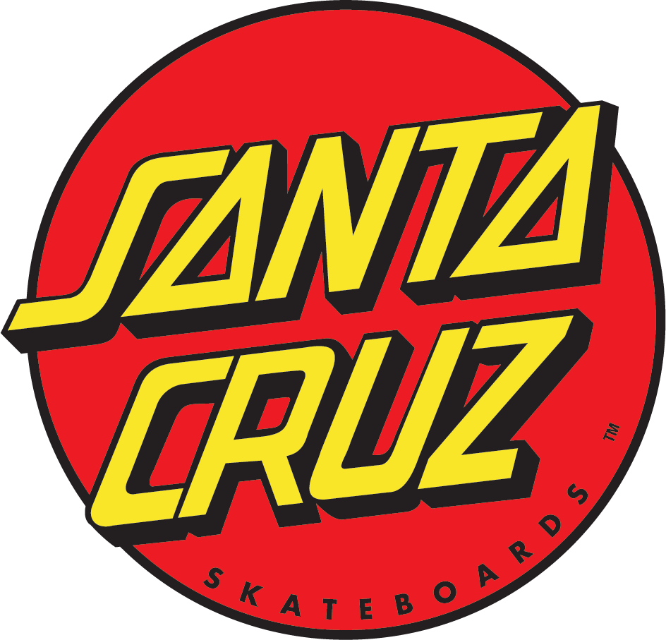Shape Santa Cruz Drip Dot Grey - 8.3""