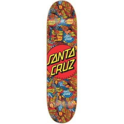 Shape Santa Cruz Logo Mash Up - 7.75