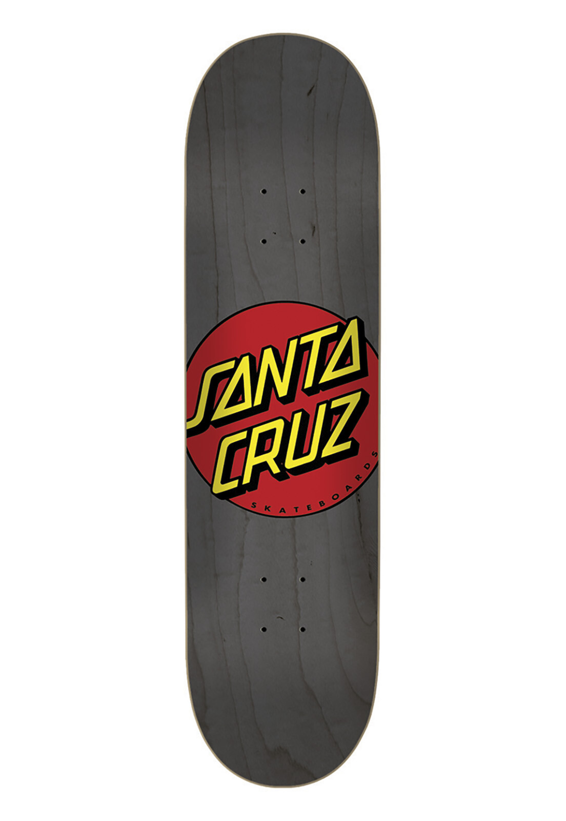 Shape Santa Cruz Maple Classic Dot Cinza - 8.0
