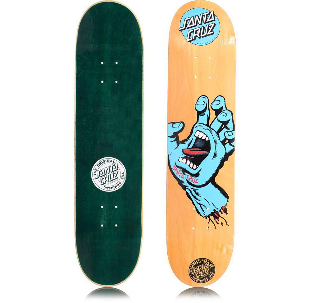 Shape Santa Cruz Screaming Hand Wood - 7.75