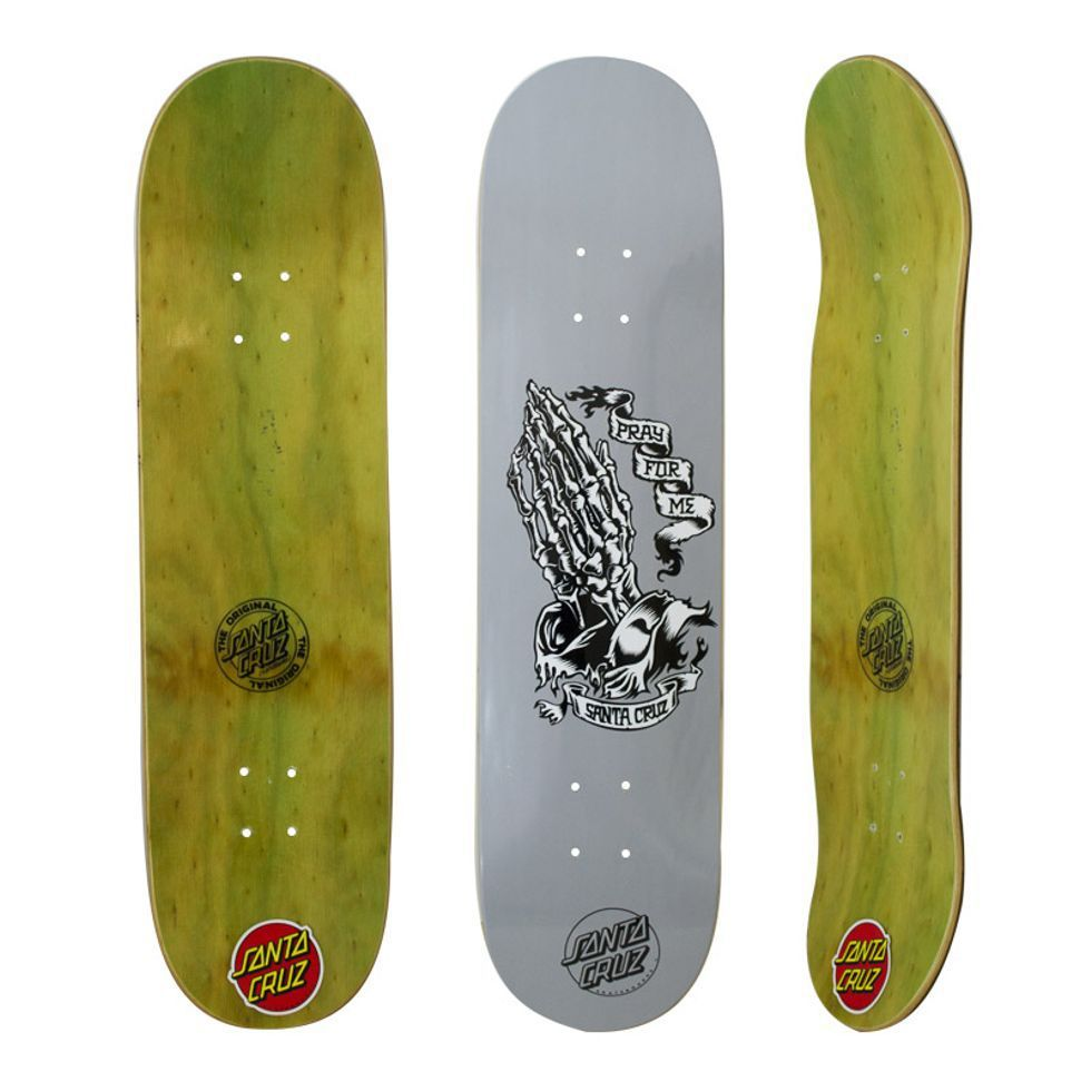 "Shape Santa Cruz Skeleton Grey - 8.0"" / 8.5"""