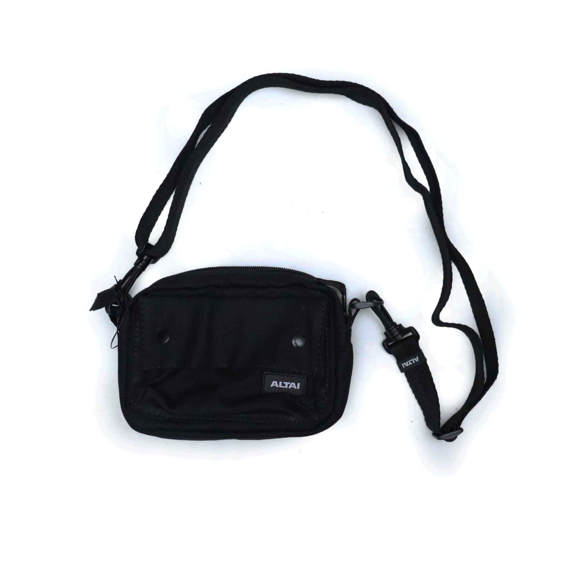 Shoulder Bag Altai Basica - Preto
