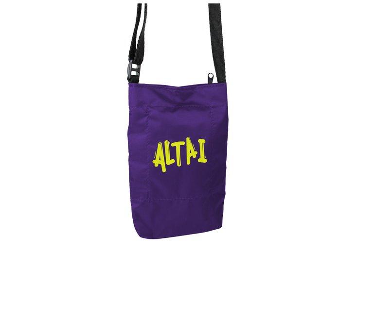 Shoulder Bag Altai Impermeável - Violeta