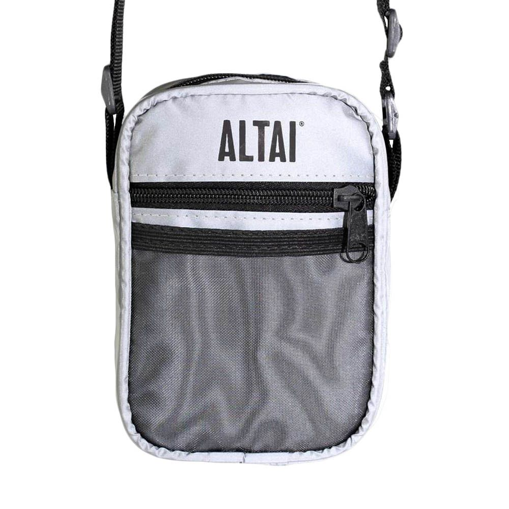Shoulder Bag Altai - Refletiva Cinza