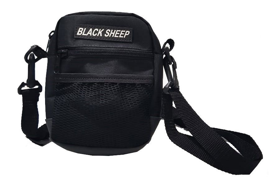 Shoulder Bag Black Sheep Classic Black