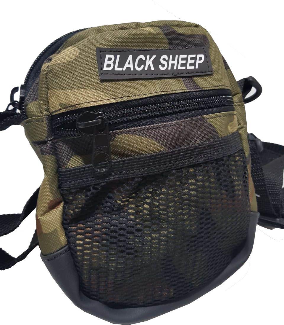 Shoulder Bag Black Sheep Classic Camo