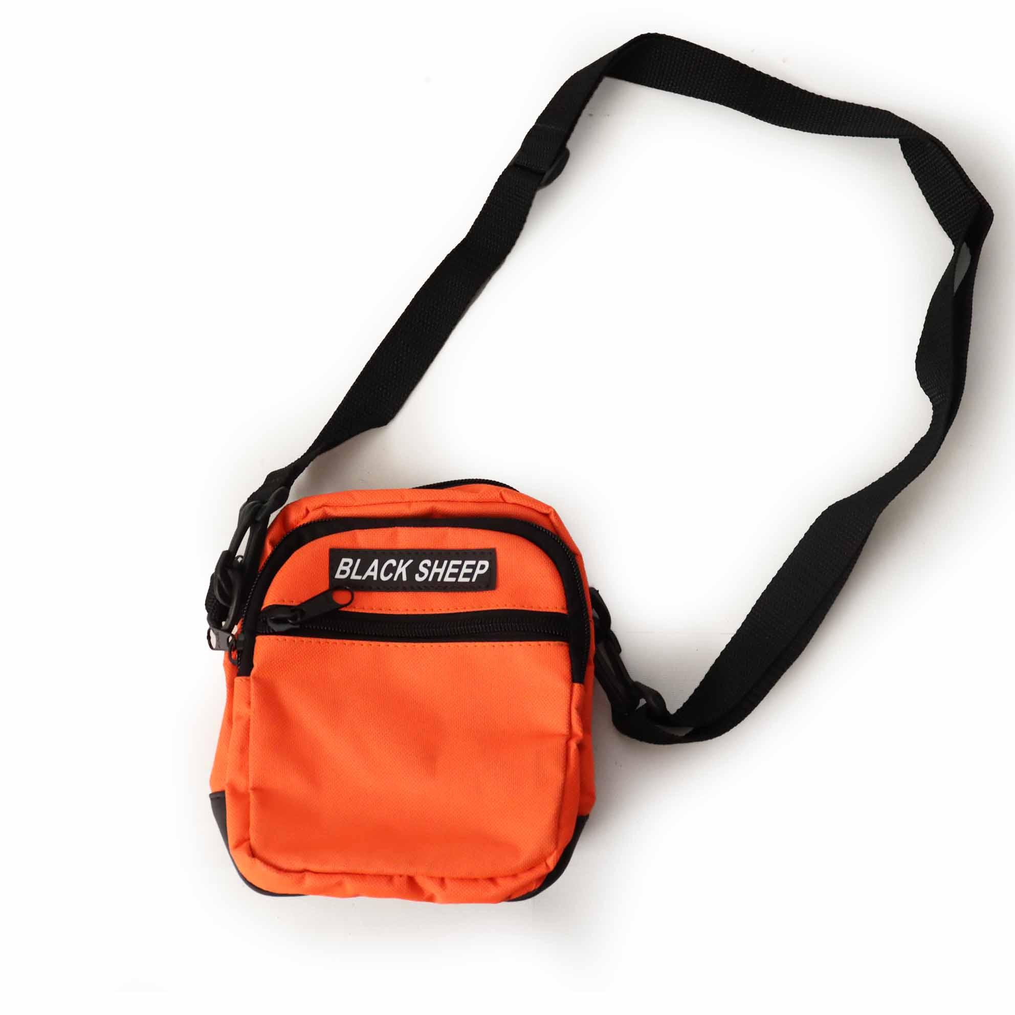 Shoulder Bag Black Sheep - Laranja Neon