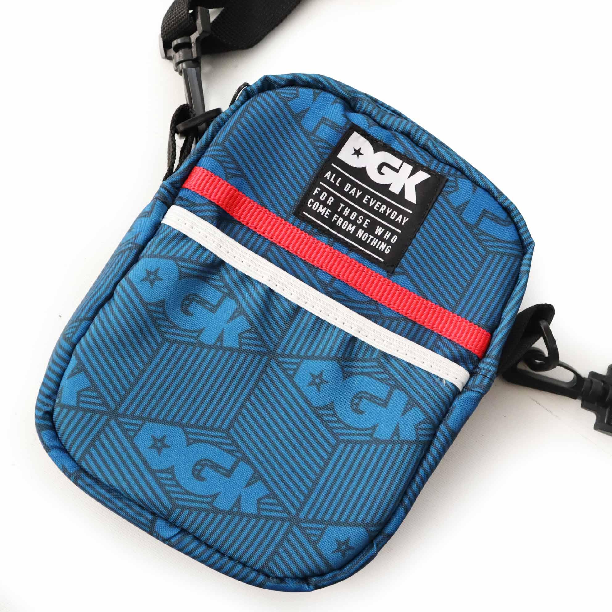 Shoulder Bag DGK Riviera - Azul