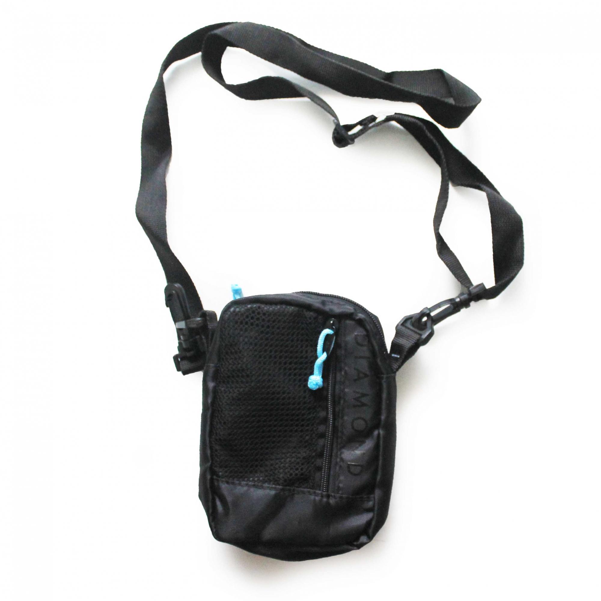 Shoulder Bag Diamond Trotter - Preto