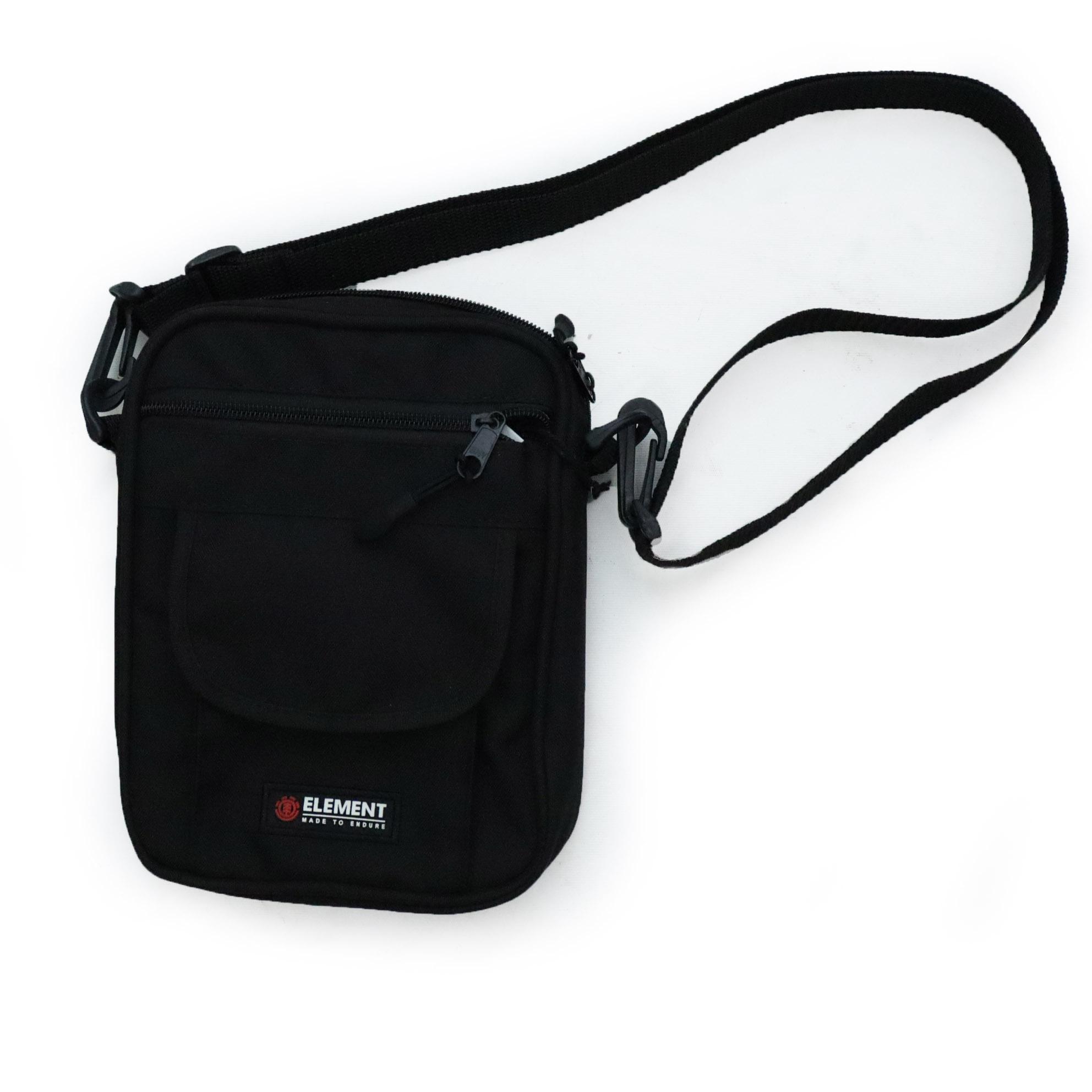 Shoulder Bag Element Road Trip - Preto