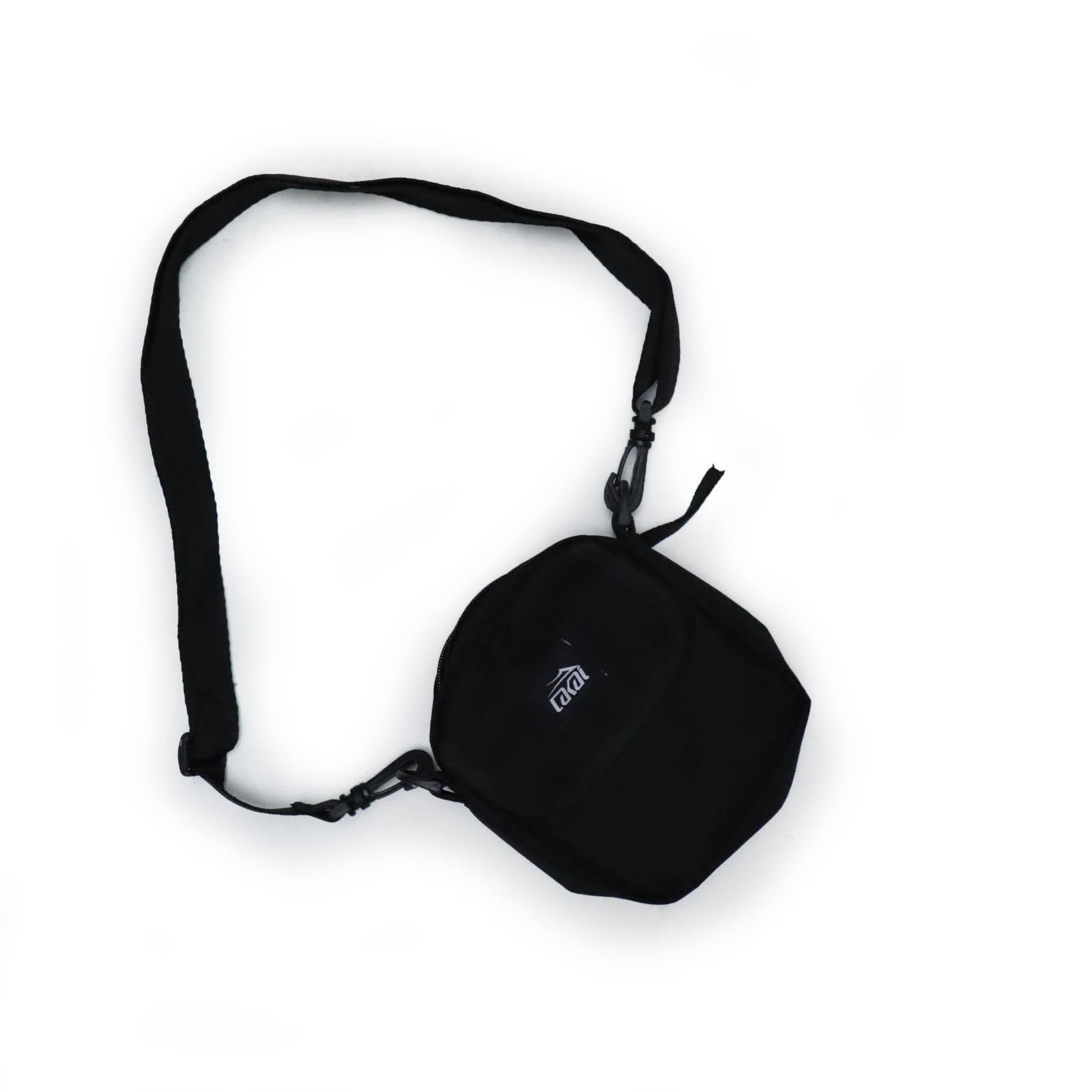 Shoulder Bag Lakai Mini - Preto