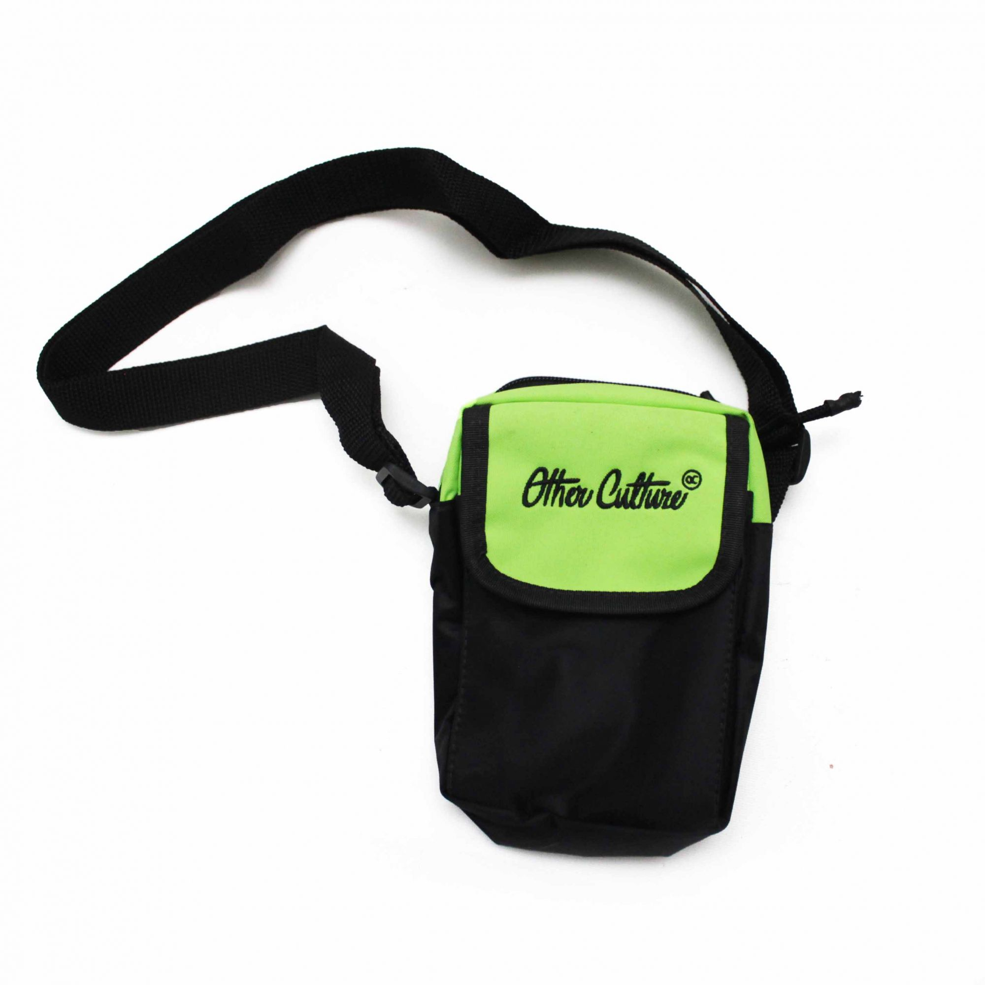 Shoulder Bag Other Culture Mini Classic Brand Verde Neon