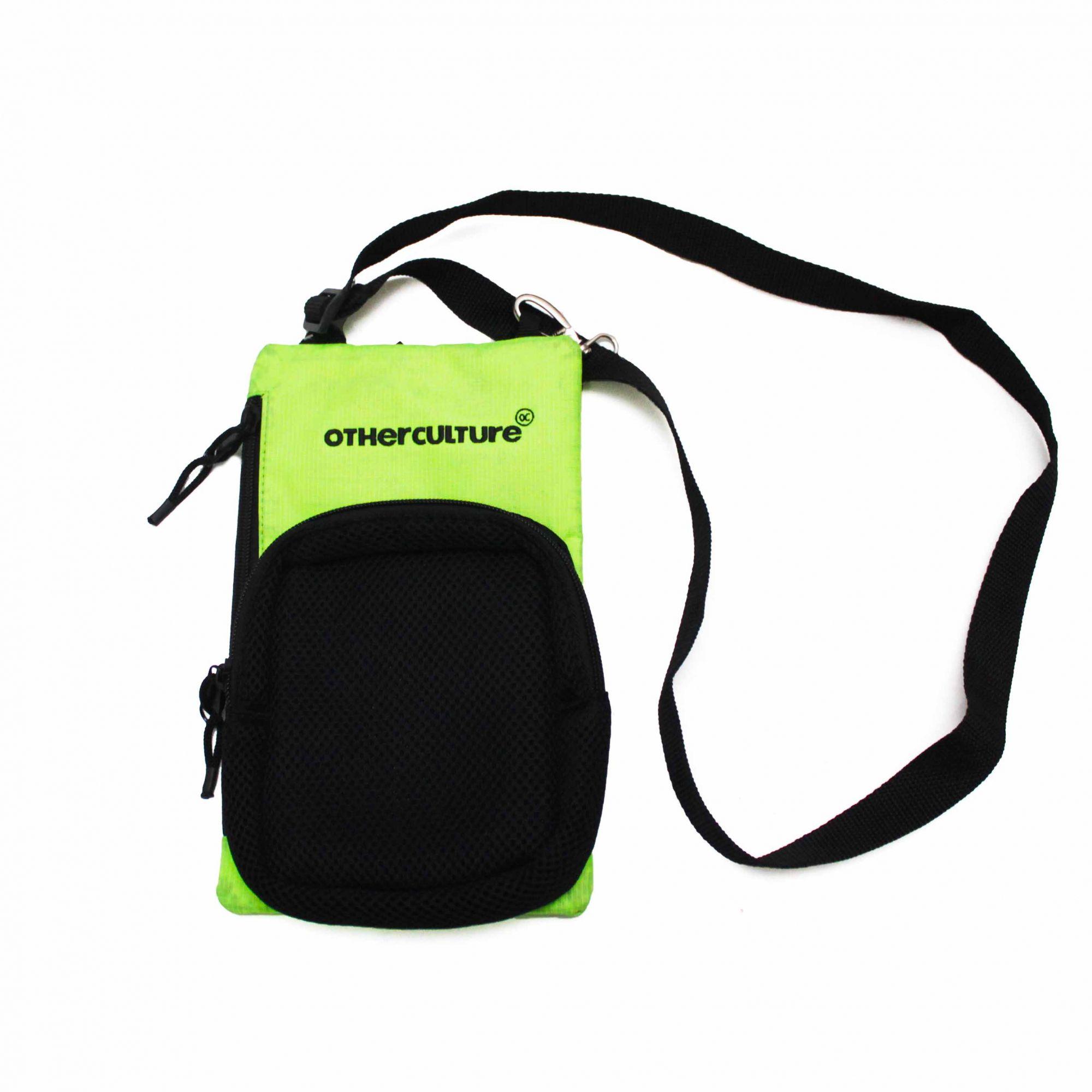 Shoulder Bag Other Culture Sport Verde Neon