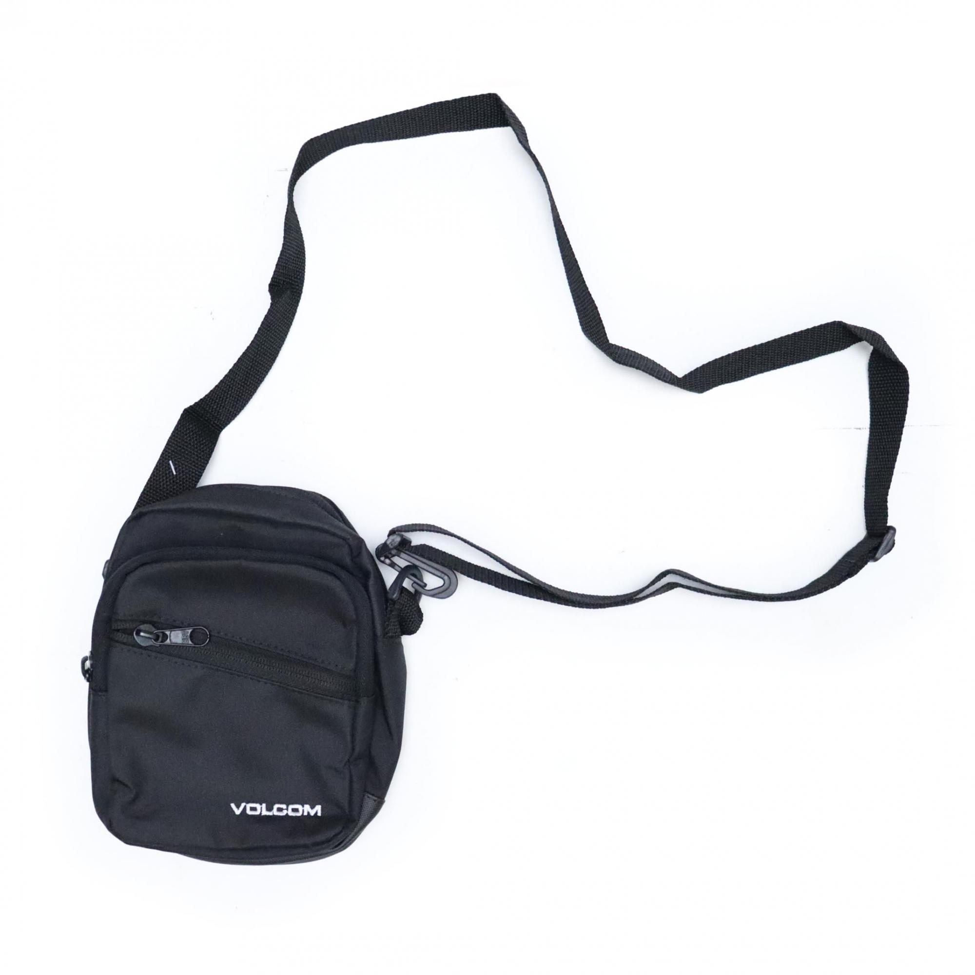 Shoulder Bag Volcom Corporate - Preto