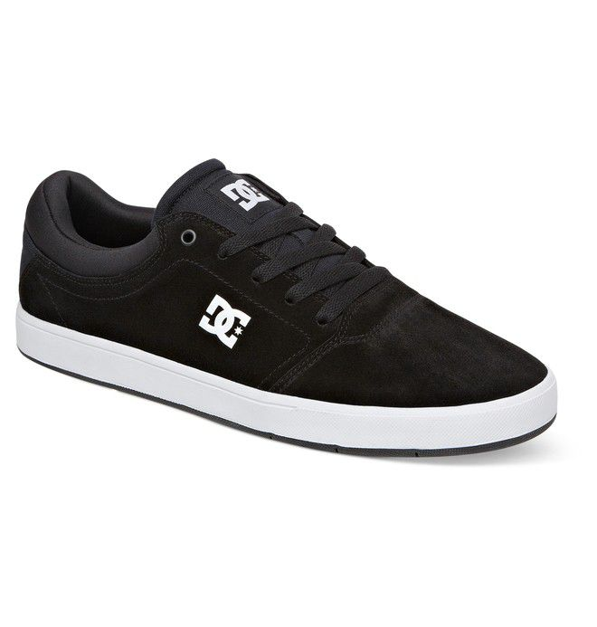 Tênis DC Shoes Crisis LA Black/White