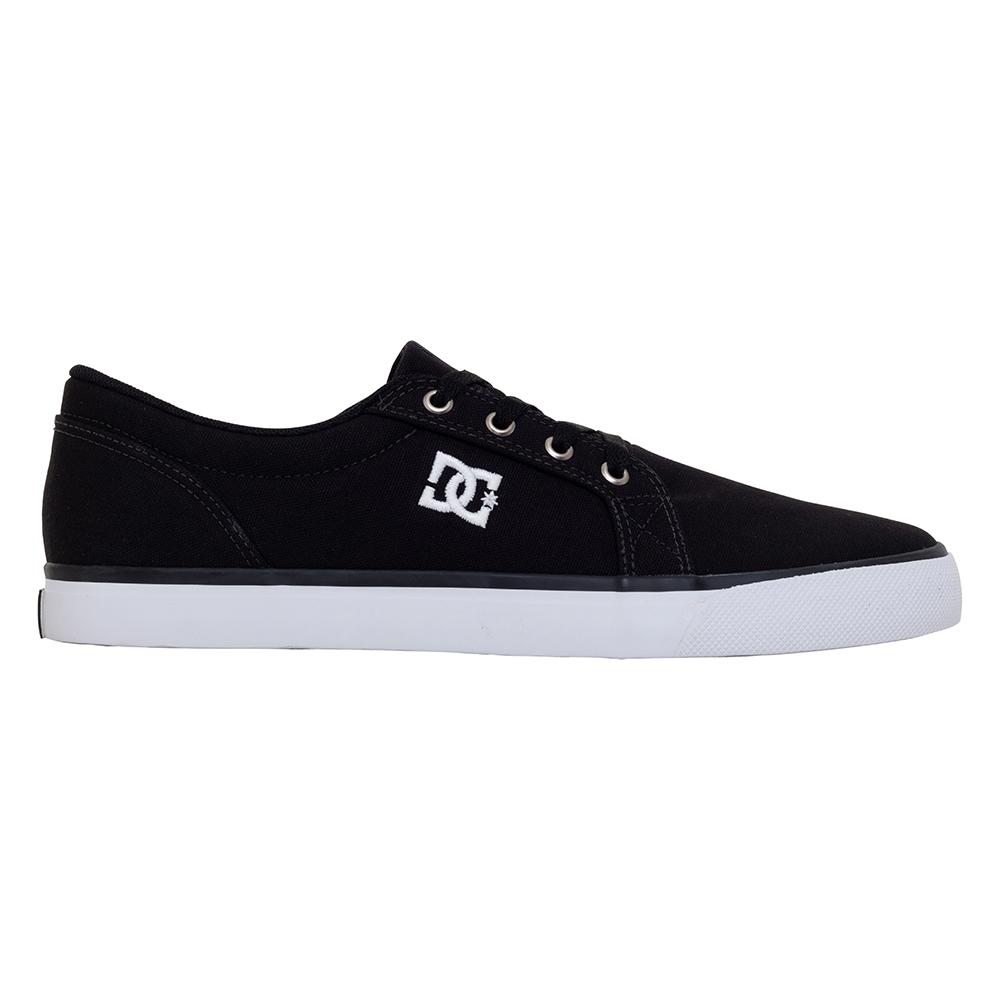 Tênis DC Shoes Episo - Preto/Branco (DC006A)