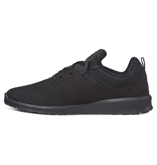 Tênis DC Shoes Heathrow Black/Black/Black