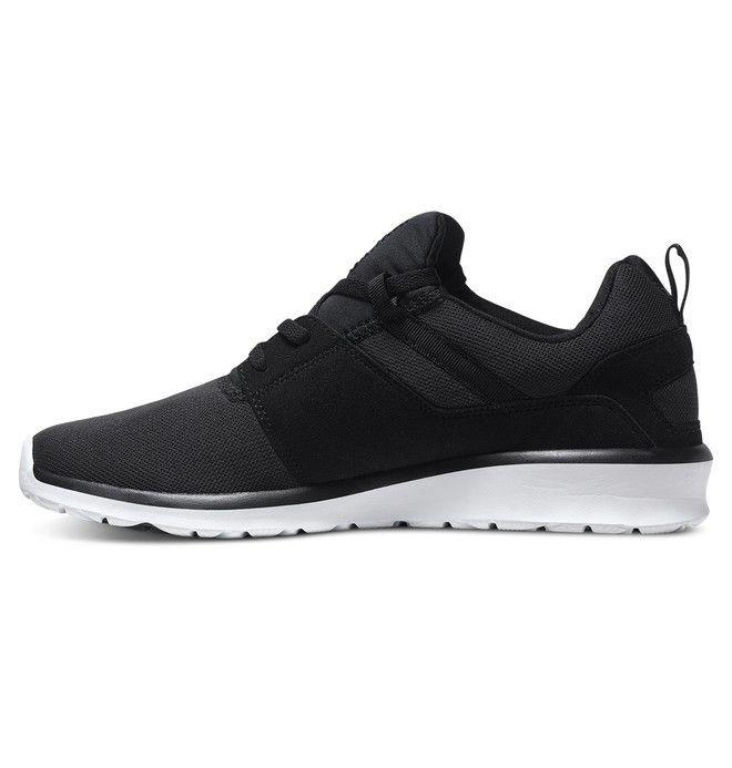 Tênis DC Shoes Heathrow Black/White