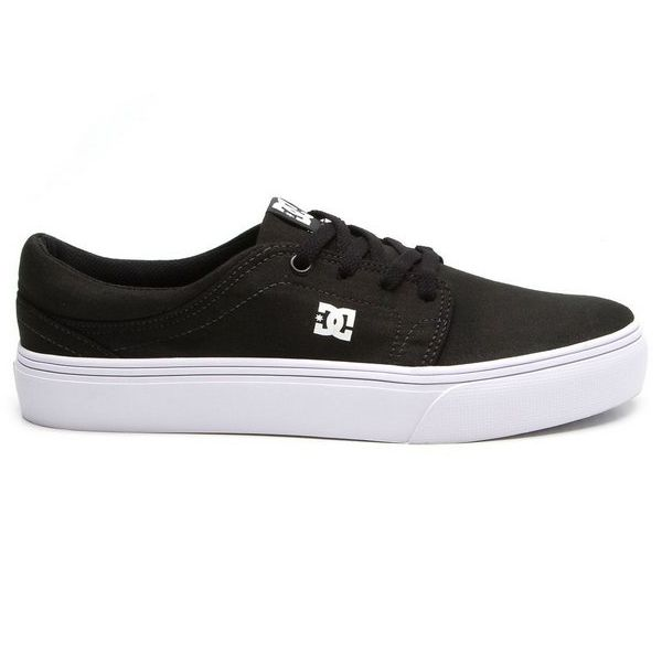 Tênis DC Shoes Trase TX Black/White