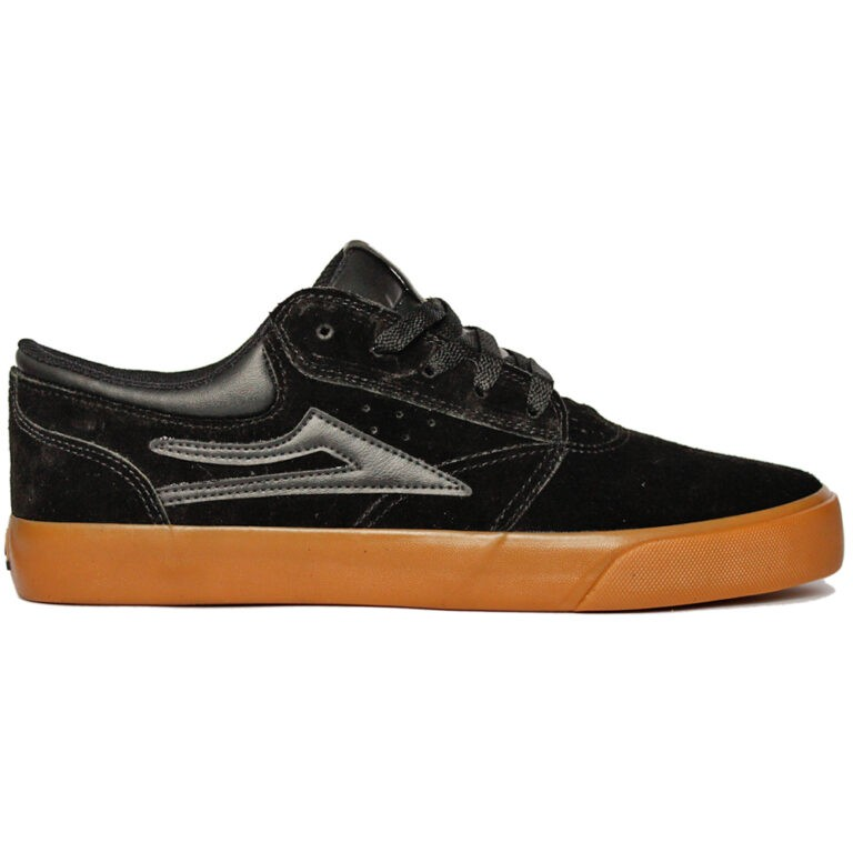 Tênis Lakai Griffin SD - Preto/Natural