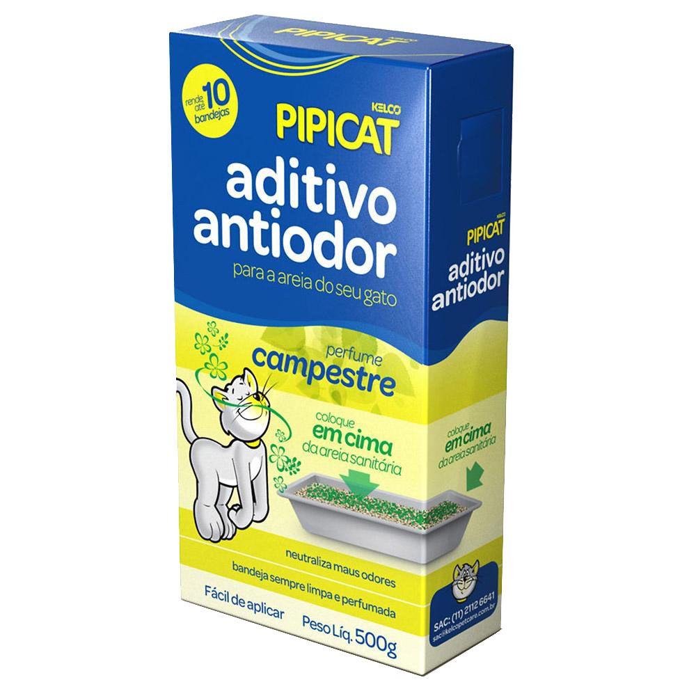 Aditivo Antiodor Campestre Pipicat - 500g