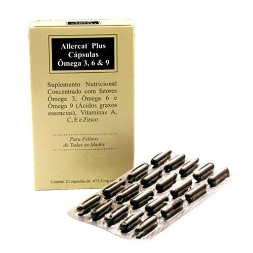 Allercat Plus (20 cápsulas)