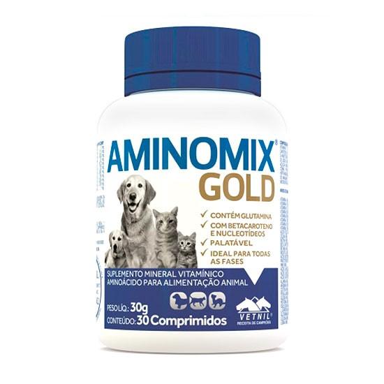 Aminomix Gold (comprimidos)
