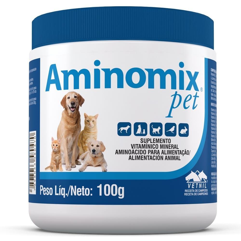 Aminomix Pet (em pó)