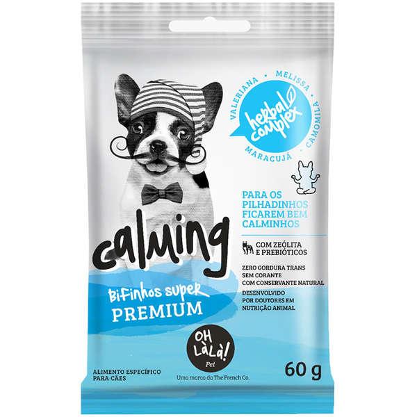 Bifinhos Super Premium  Calming 60g