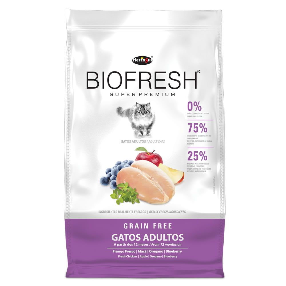 Biofresh Grain Free Gatos Adulto