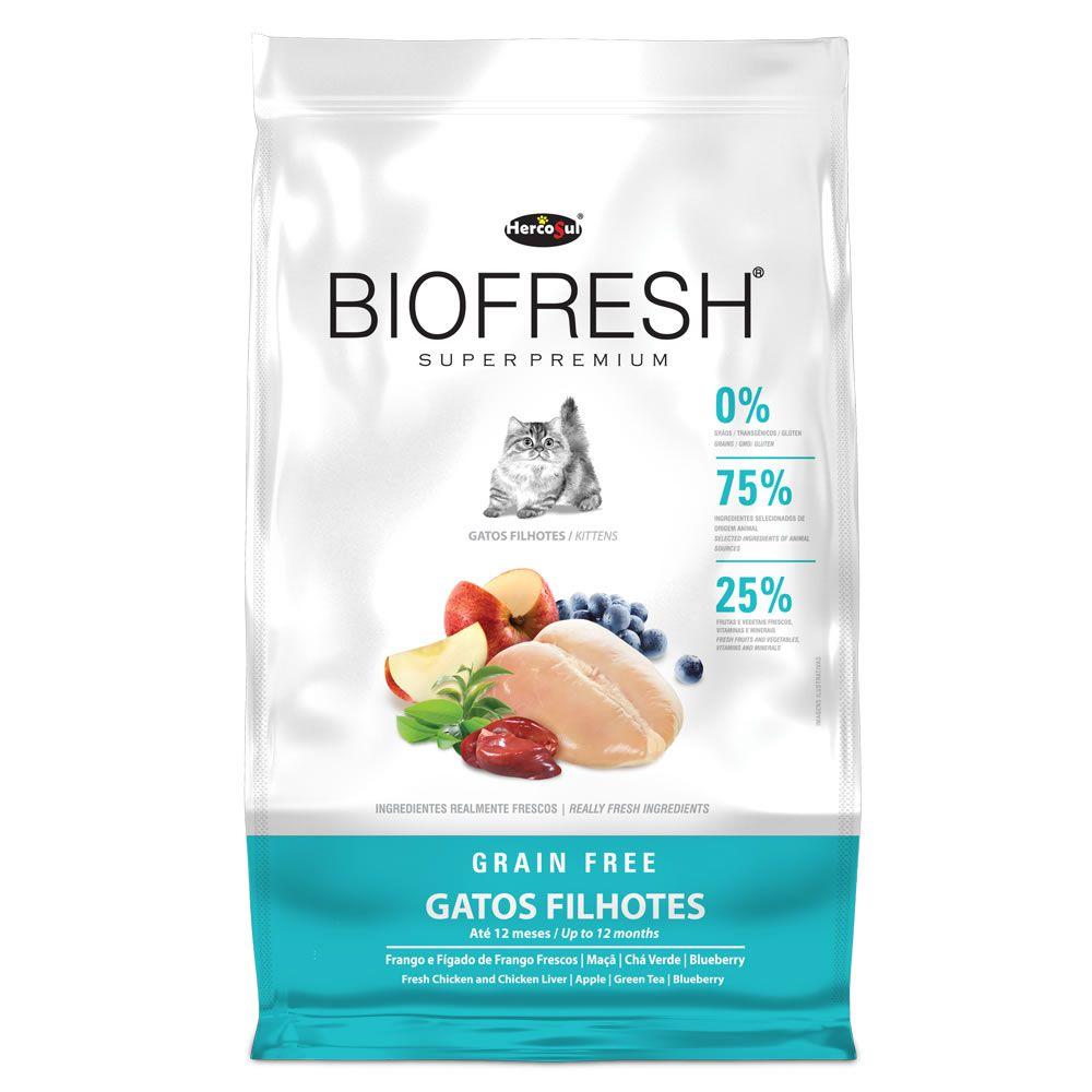 Biofresh Grain Free Gatos Filhotes