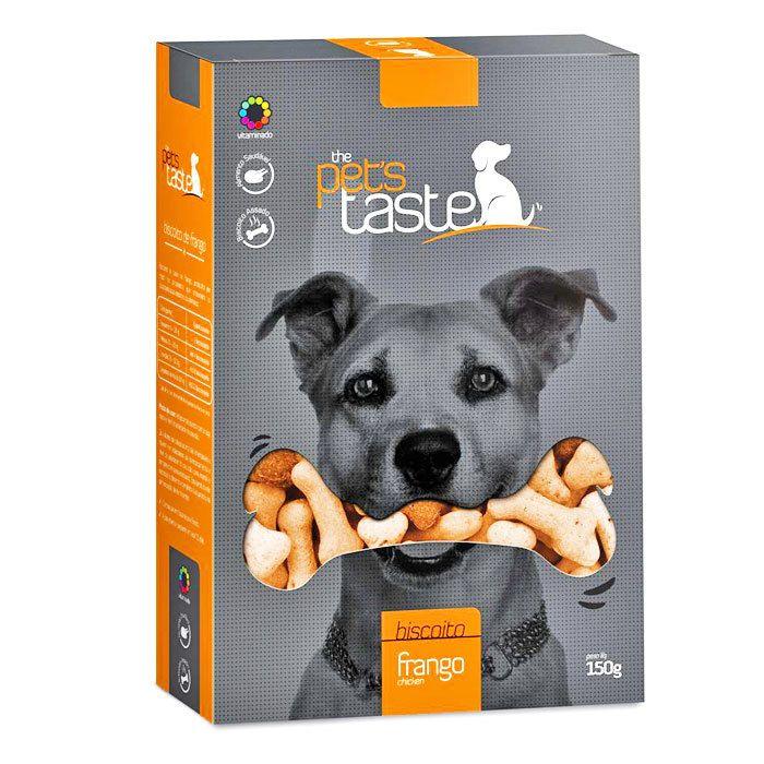 Biscoito The Pets Taste Frango
