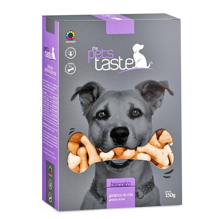 Biscoito The Pets Taste Geriátrico
