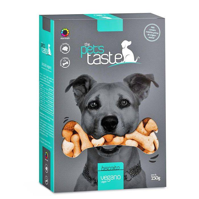 Biscoito The Pets Taste Vegano