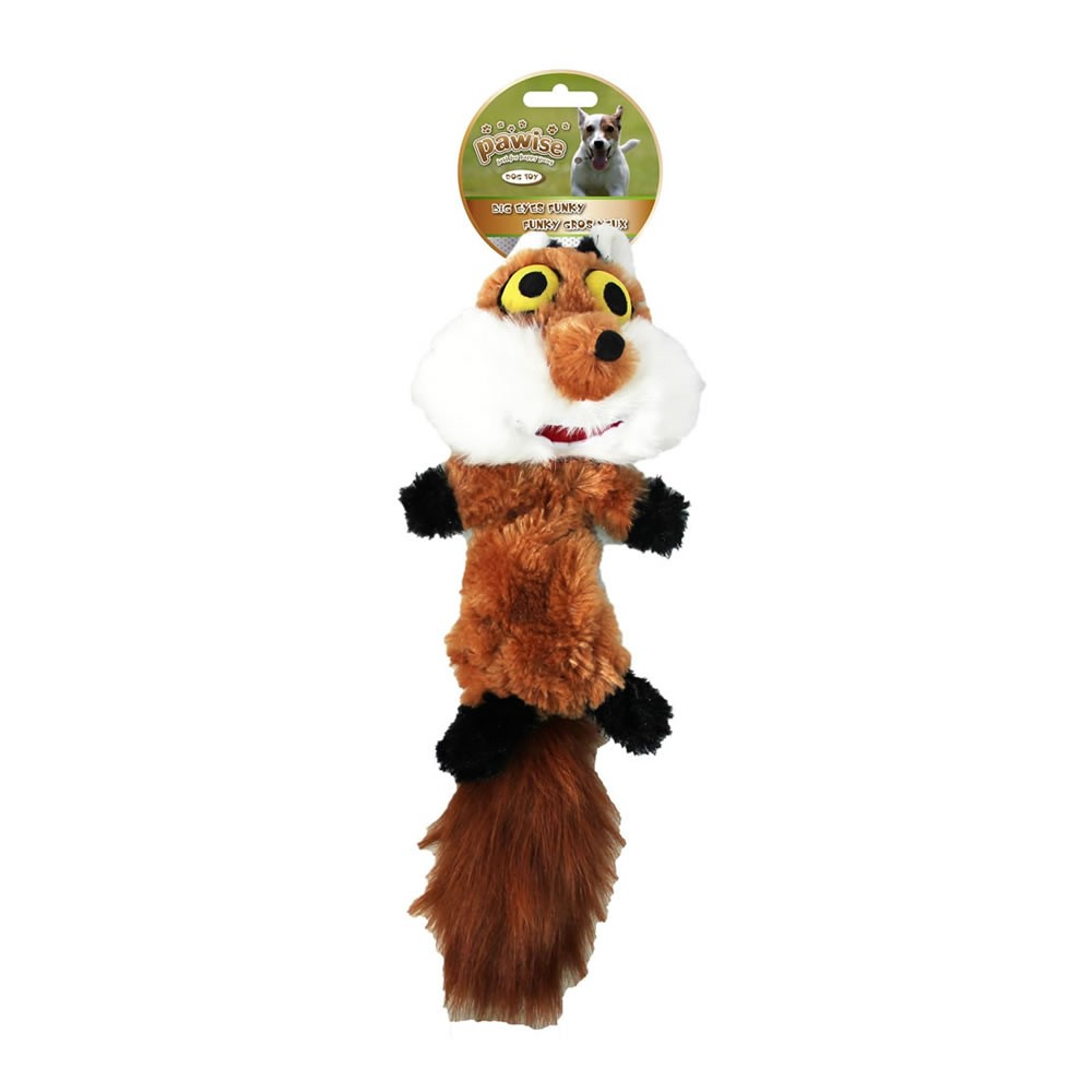 Brinquedo Big Eyes Funky Fox P - Pawise
