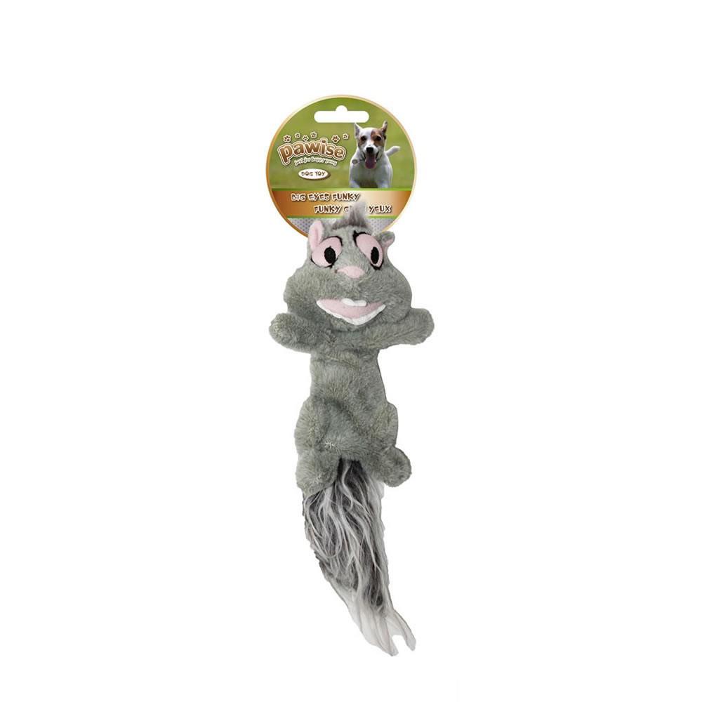Brinquedo Big Eyes Funky Squirrel - Pawise