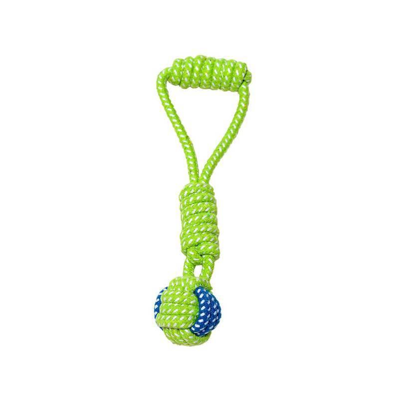 Brinquedo Bola Corda com Alça Colours - Petwi