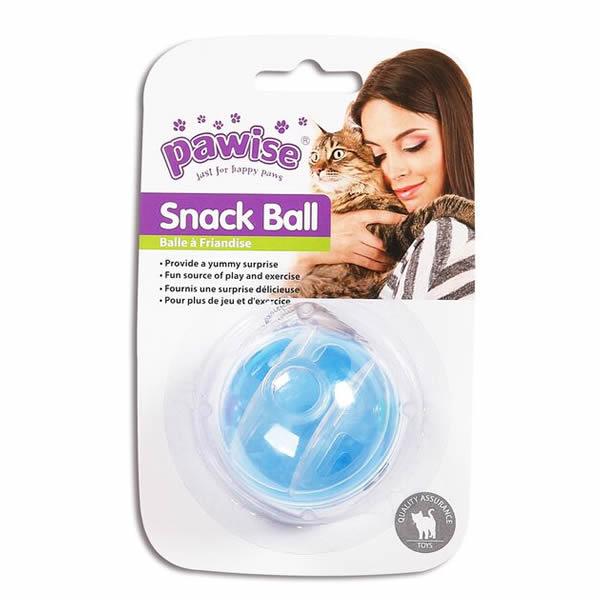 Brinquedo Bola de Petiscos - Pawise