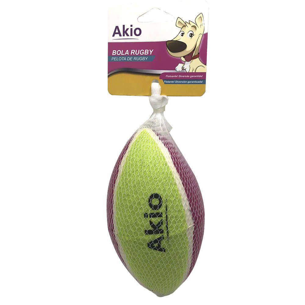 Brinquedo Bola de Rugby - Akio