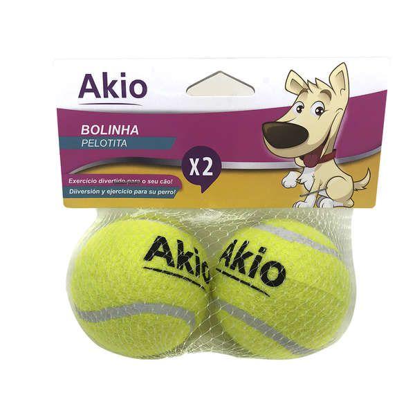 Brinquedo Bolinhas de Tenis - Akio