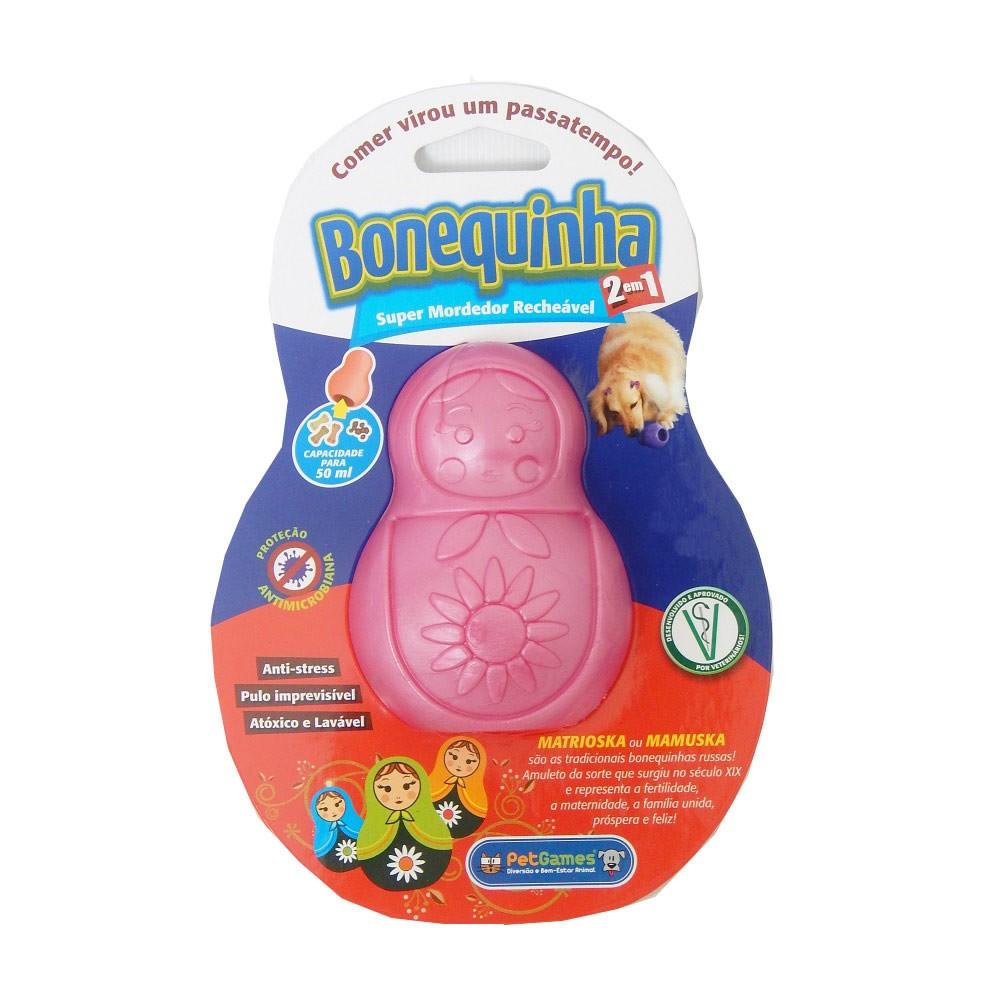 Brinquedo Bonequinha - PetGames