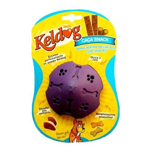 Brinquedo Caça Snack Bola Keldog