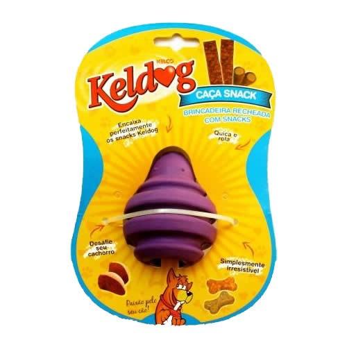 Brinquedo Caça Snack Pera Keldog