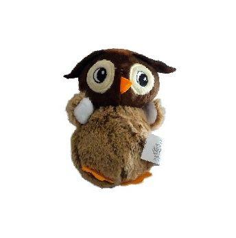 Brinquedo de Pelúcia Coruja BioStar