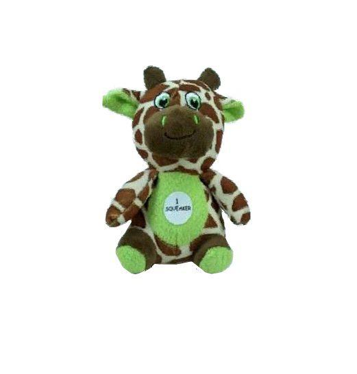 Brinquedo de Pelúcia Girafa BioStar