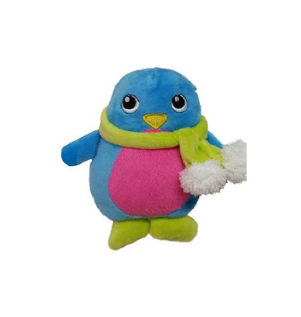 Brinquedo de Pelúcia Pinguim BioStar
