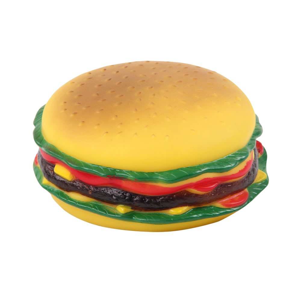 Brinquedo Dog Toy Vinil Hamburger - Pawise