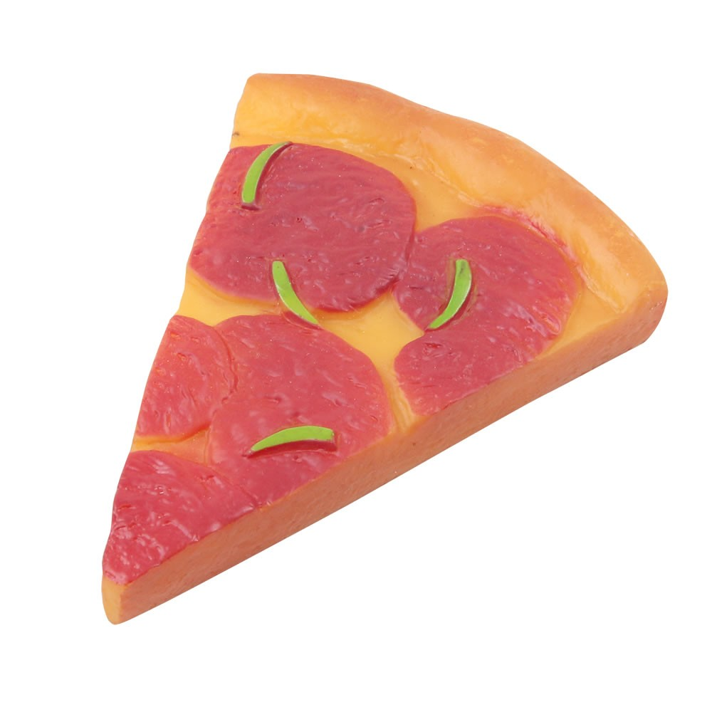 Brinquedo Dog Toy Vinil Pizza - Pawise