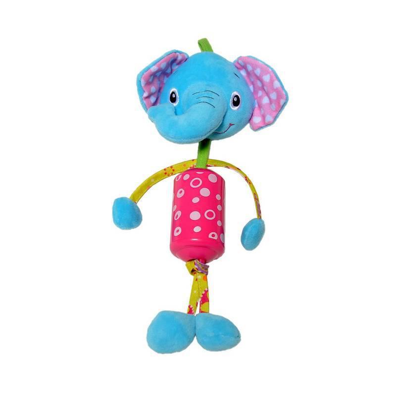 Brinquedo Elefante Cute Pelúcia - Petwi