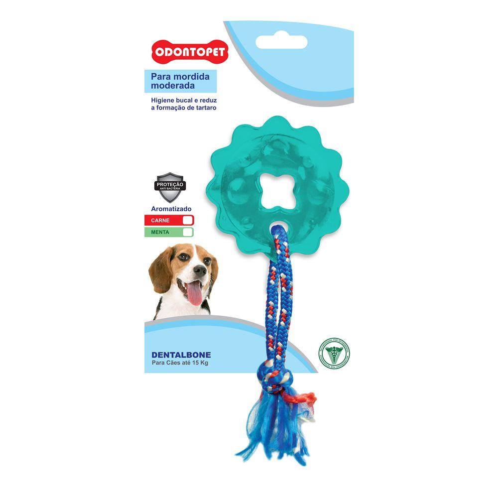 Brinquedo Estrela com Corda - Odontopet